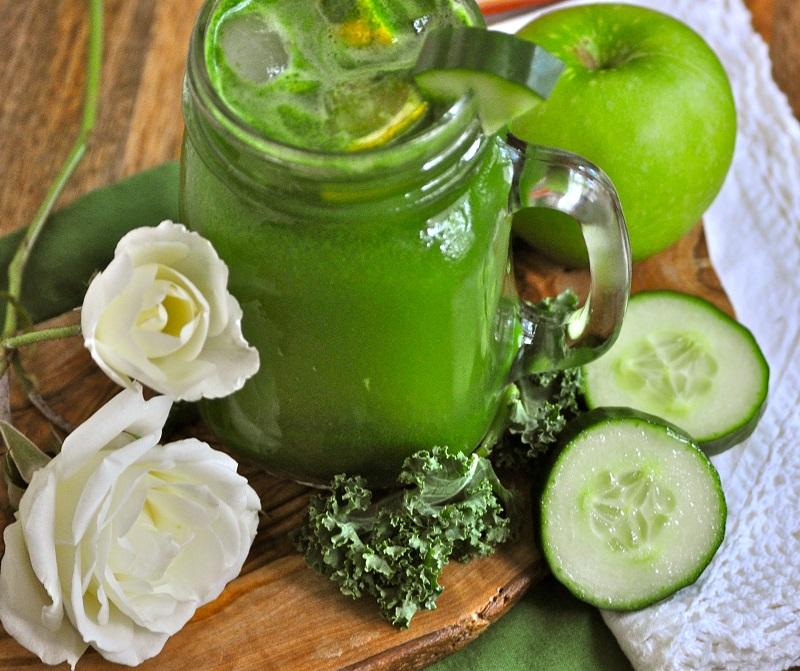 jillian michaels green juice for detox