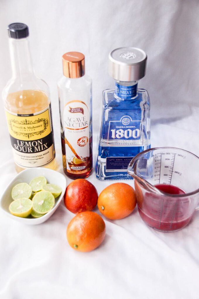 The perfect blood orange margarita recipe can show you a whole new world of margaritas and the many different ways it can taste.