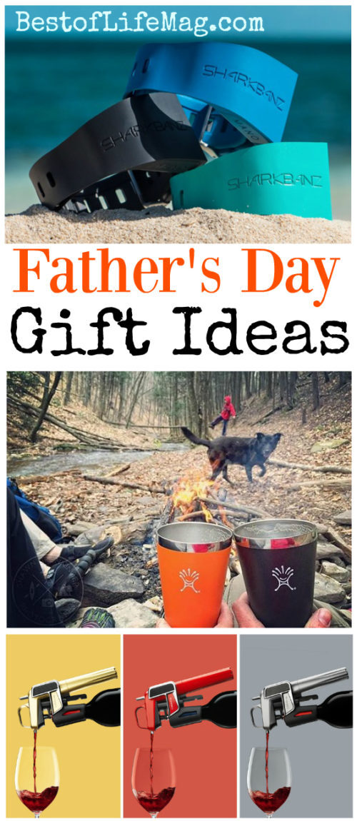 These father's day ideas are perfect for that special guy in your life. Whether he is a dad, uncle, like second dad, or grandpa, he deserves to be showered with appreciation.