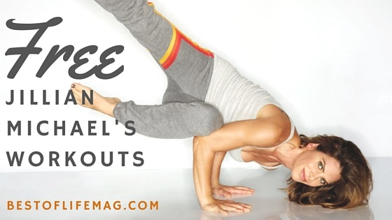 15 Free Jillian Michaels Workouts for Every Fitness Level