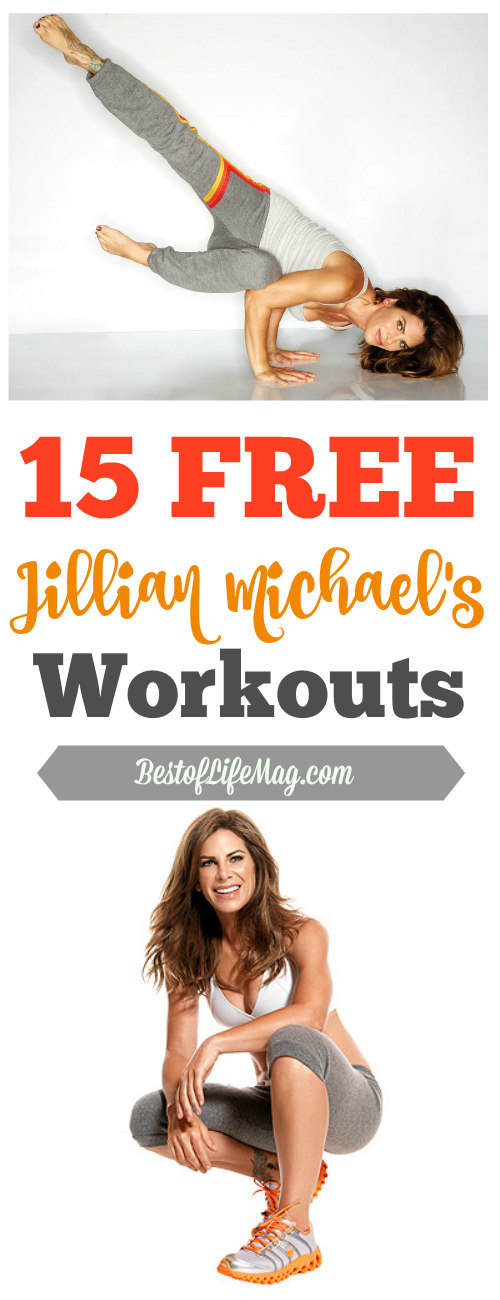 Anyone can do these free Jillian Michaels workouts at home or on the go and get in shape fast! Free Workouts | Free Workout Plans | Free At Home Workouts | Jillian Michaels Workout Plans | Jillian Michaels 30 Day Shred | Weight Loss Tips via @amybarseghian