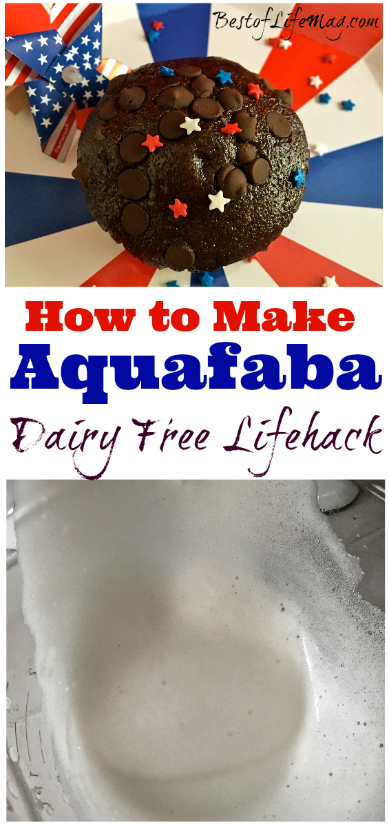 Knowing how to make aquafaba is a lifesaver for anyone that is dairy free like myself. Baked goods can now be enjoyed as often as you want!