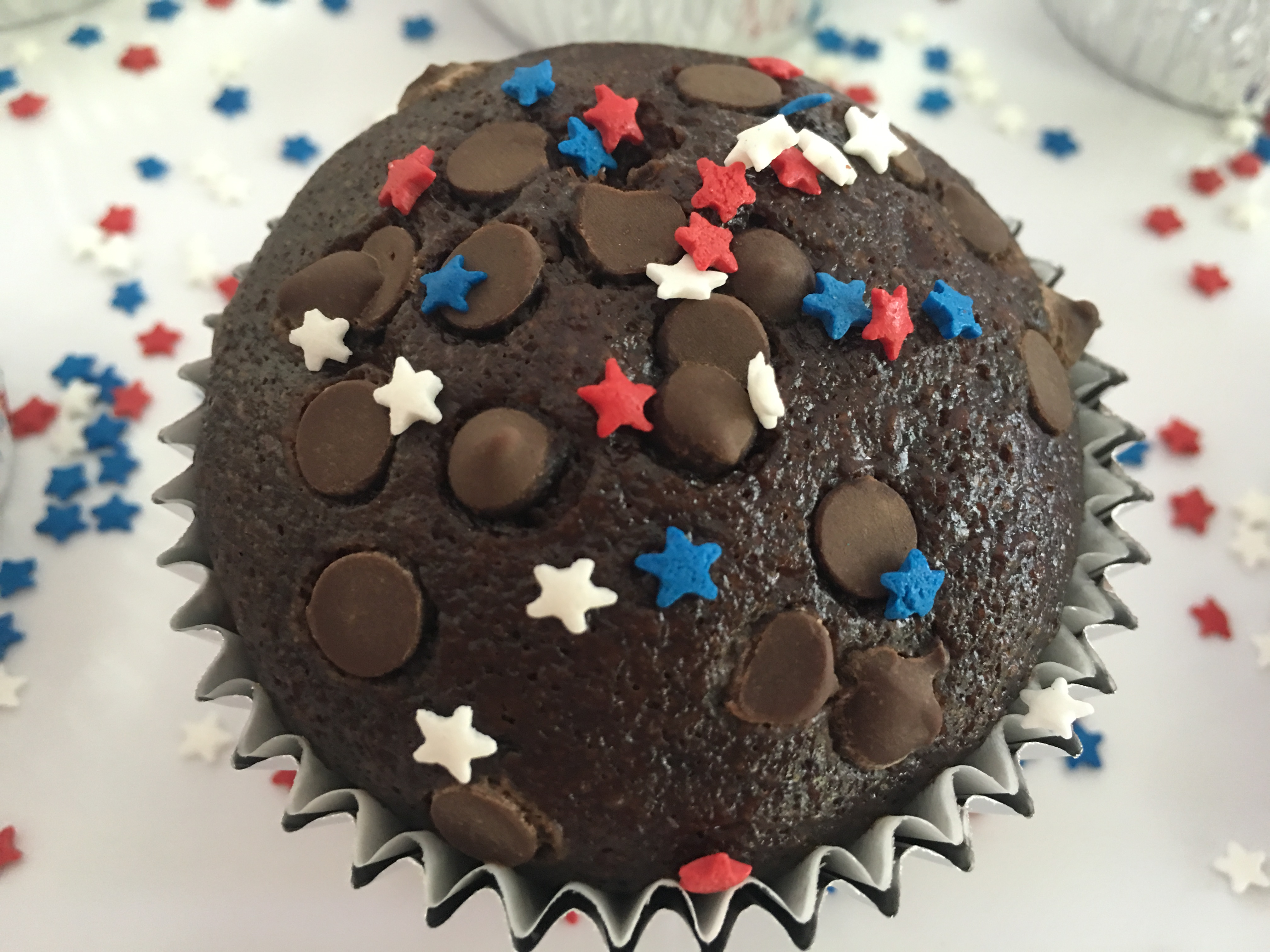 Aquafaba cupcakes