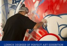 Lennox Degrees of Perfect Art Event in Los Angeles June 24th at the Container Yard