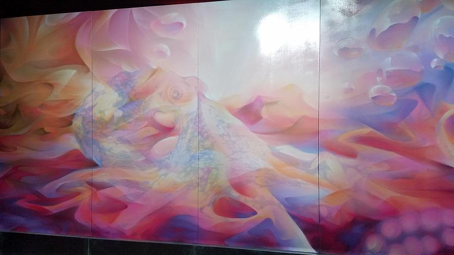 Lennox Degrees of Perfect Art Exhibition Adaptive