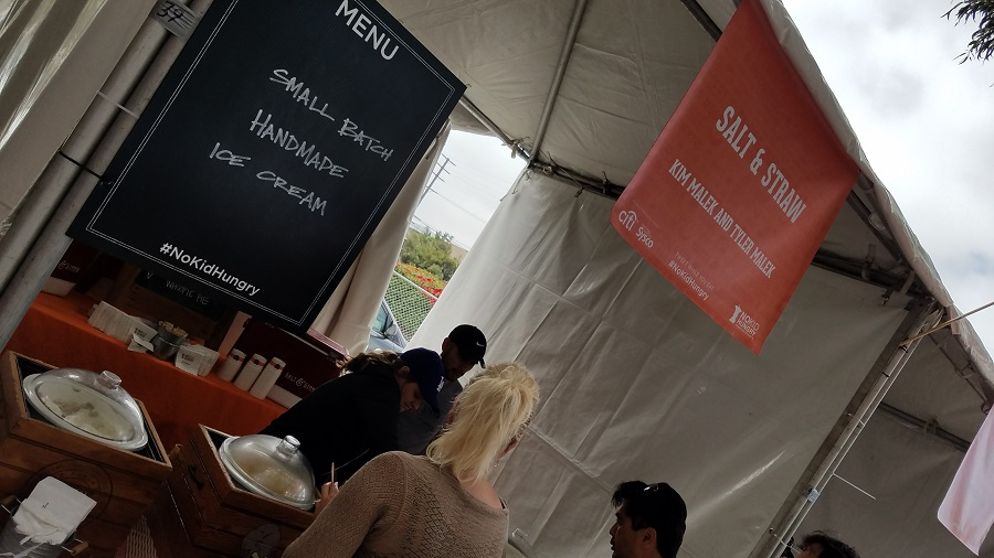 No Kid Hungry Fundraiser Taste of the Nation LA