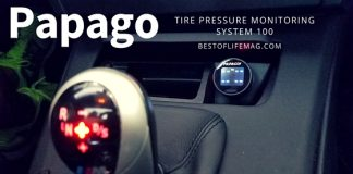 PAPAGO TPMS 100 Featured Review