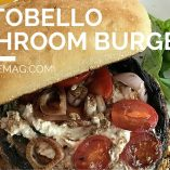 Our Portobello Mushroom Burger recipes is a long standing favorite! It is perfect for vegetarians and can be modified easily to be dairy free.