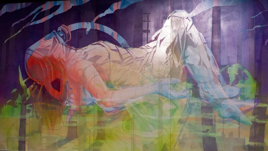 DODO OSE: Purity Mural
