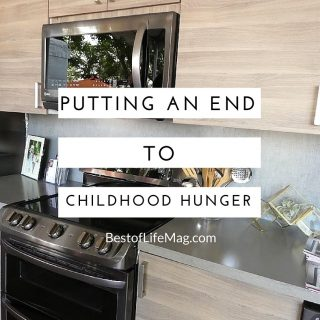 Putting an End to Childhood Hunger with No Kid Hungry