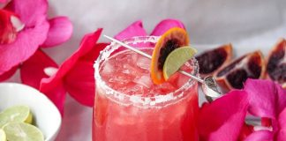 The Best Blood Orange Margarita Recipe