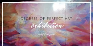 Degrees of Perfect Art Exhibition with Lennox
