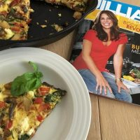 jillian michaels spinach frittata recipe