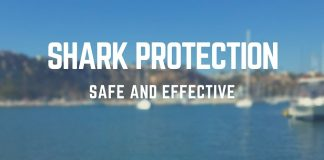 safe and effective shark protection with sharkbanz