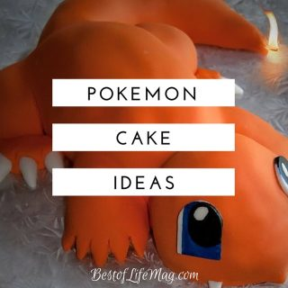 Whether you are an old school Pokemon fan or are starting off with Pokemon Go these Pokemon cake ideas are perfect!