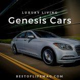 Buy Luxury with a Genesis Car