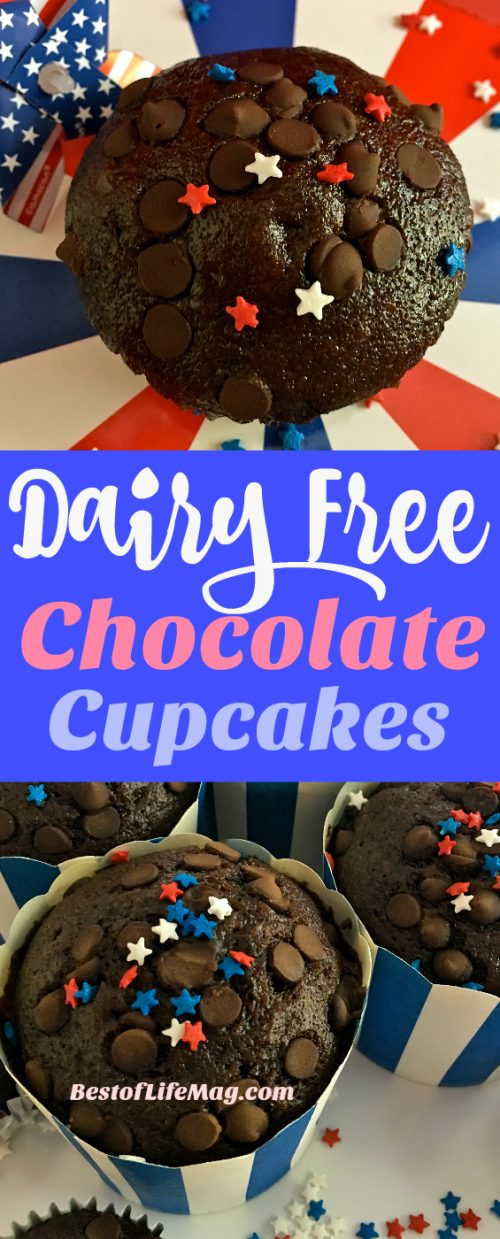 Chocolate Dairy Free Cupcakes The Best Of Life 174 Magazine