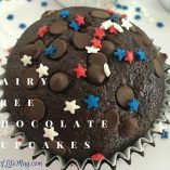 Dairy Free Chocolate Cupcakes made with Aquafaba