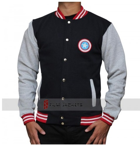 Film Jackets Captain America