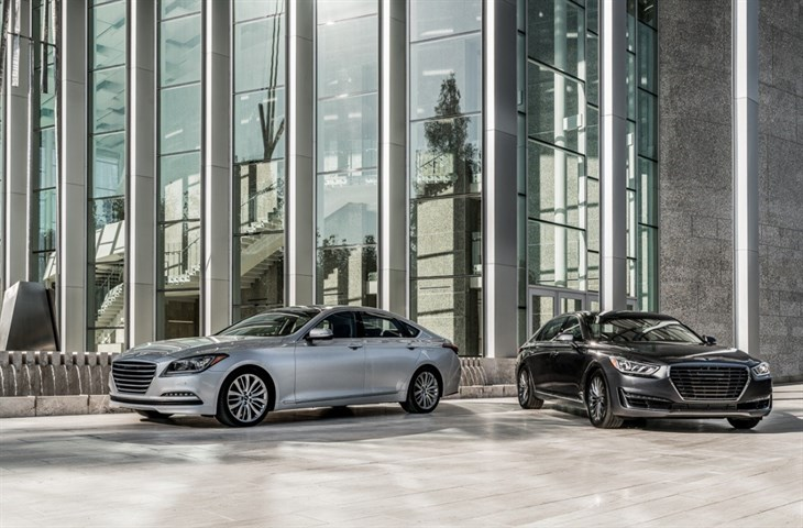 2017 Genesis G80 - Owning a Genesis car is more about the vehicle you are driving. It's about complementing your luxury lifestyle and making life more enjoyable.