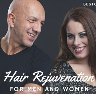 Hair Revenation for Men and Women with IGrow by Apira