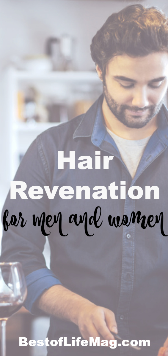 Losing your hair is no fun, especially as we get older. Hair rejuvenation for men and women is made easier with iGrow by Apira.