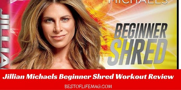 Jillian Michaels Beginner Shred Workout Review