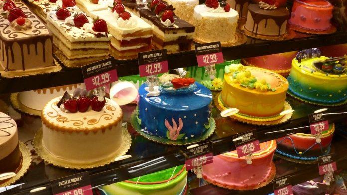 Northgate Market Anaheim bakery