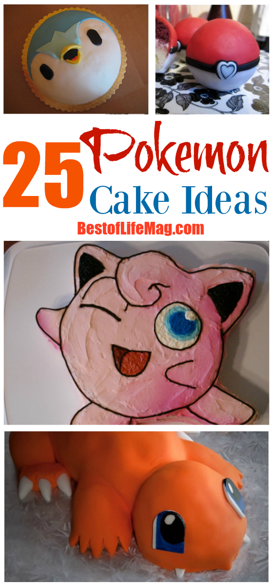 The social aspect of Pokemon Go has taken off, and it's time to throw a Poke-party with an amazing Pokemon cake to celebrate.