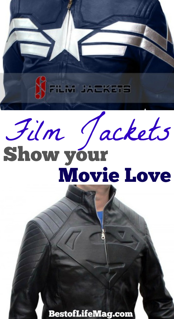 Film Jackets allow movie lovers to show their love for films far beyond the theater or movie watching experience.
