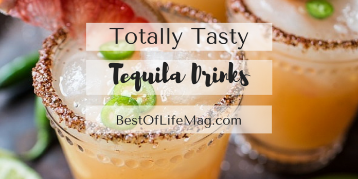 Tequila goes far beyond a margarita! Enjoy these tasty tequila drinks that suit everyone's tastes! From shots to margaritas and drinks that are NOT margaritas, they are all perfect! Tequila Recipes   Tequila Cocktail Recipes   Happy Hour Recipes   Drink Recipes with Tequila   Tequila Recipes that are NOT Margaritas   Tequila Shots