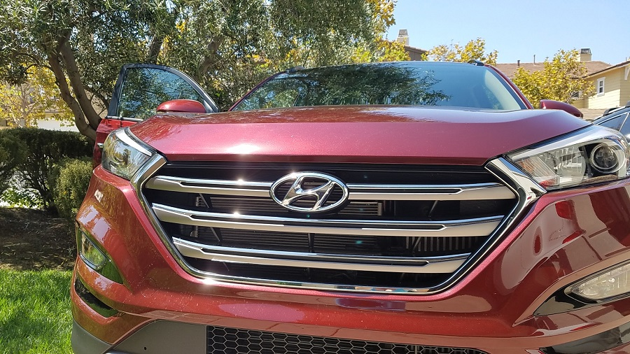 2016 Hyundai Tucson Limited Build and Design