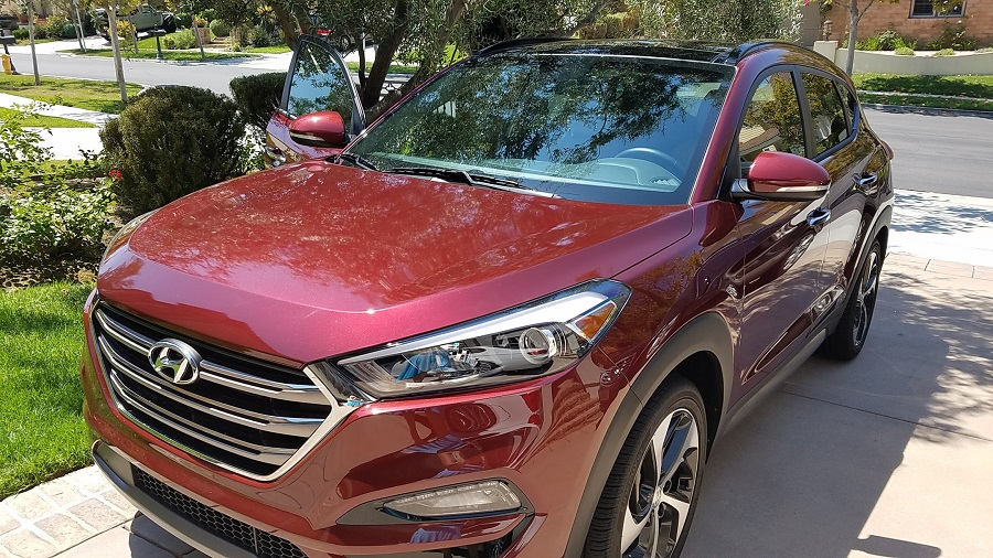 2016 Hyundai Tucson Limited Family Review