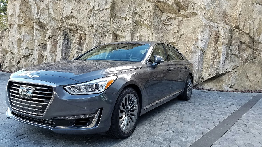 Luxury is redefined in the Genesis G90 vehicle with a service model catering to the needs of everyday luxury living and a driving experience that mirrors it.