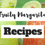 The best fruity margarita recipes include fresh fruit but even without fresh fruit, as long as you have good alcohol you'll be fine.