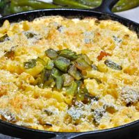 Hatch Chile Mac and Cheese Recipe - The Best of Life Magazine