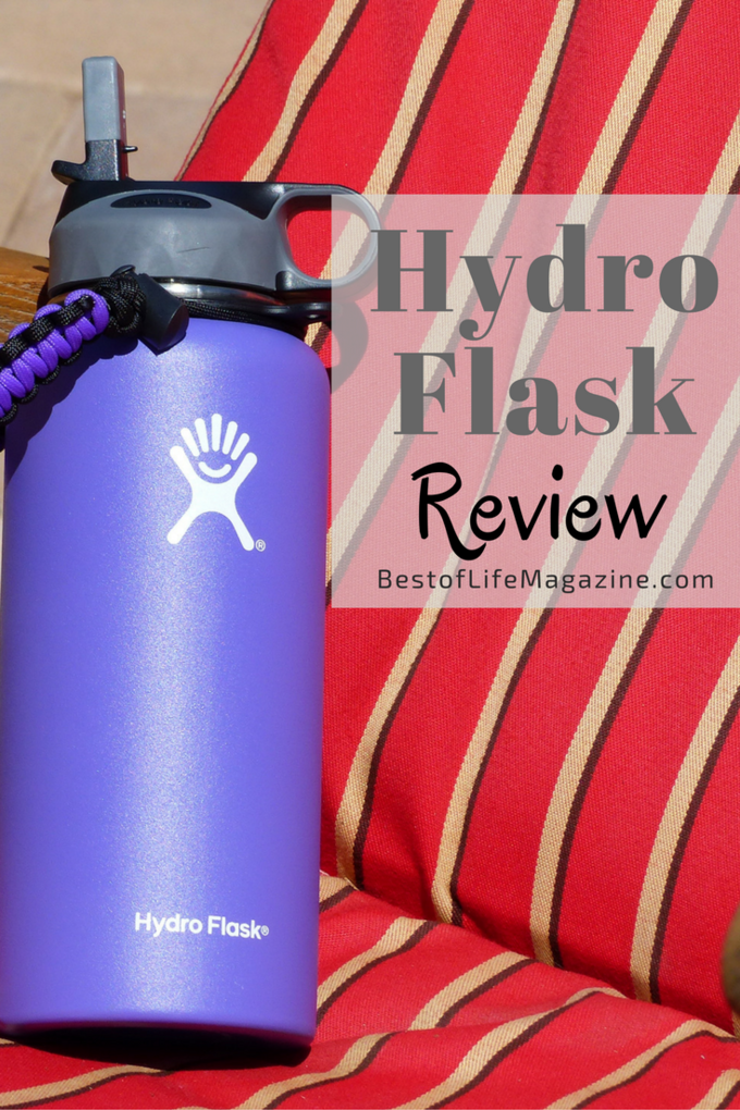 Hydro Flask water bottles are quite simply the best vacuum sealed water bottles we have ever used as a family.   via @amybarseghian