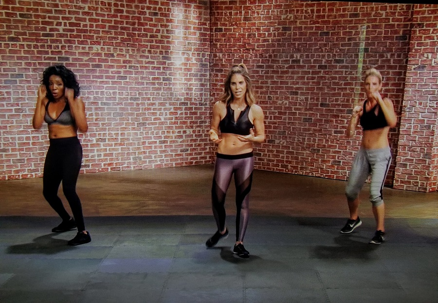 Body Transformation by Jillian Michaels uses 5 ten-minute workouts to give you the results you love without taking too much time.