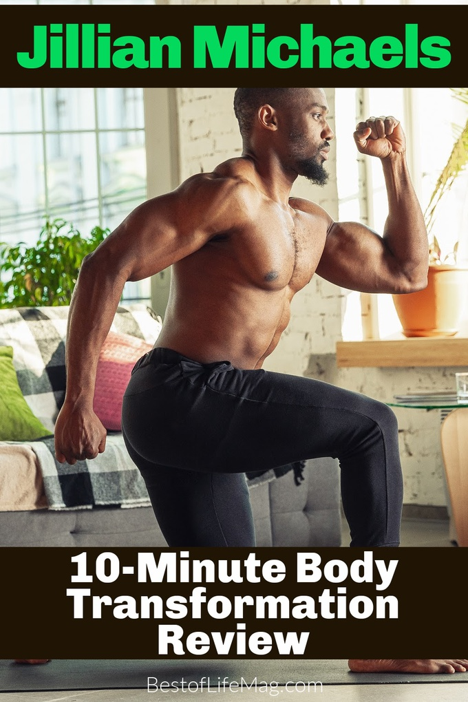 Body Transformation by Jillian Michaels uses 5 ten-minute workouts to give you the results you love without taking too much time. Jillian Michaels Workout | Jillian Michaels Review | Tips for Body Transformation | Body Transformations Male | Body Transformation Motivation | Body Transformation Goals | Home Fitness Tips | Home Fitness Review | Tips for Working Out at Home #jillianmichaels #bodytransformation