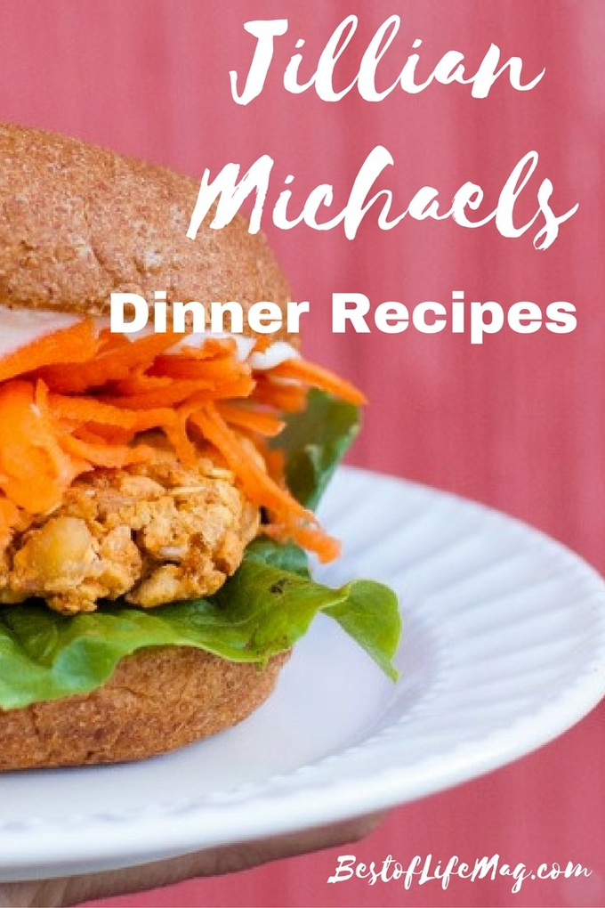 These Jillian Michaels dinner recipes can help you end the day right and keep that weight off. via @amybarseghian