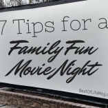 Pick a date, find an awesome provider for lightening fast streaming, and make some awesome family memories with a fun movie night at home!