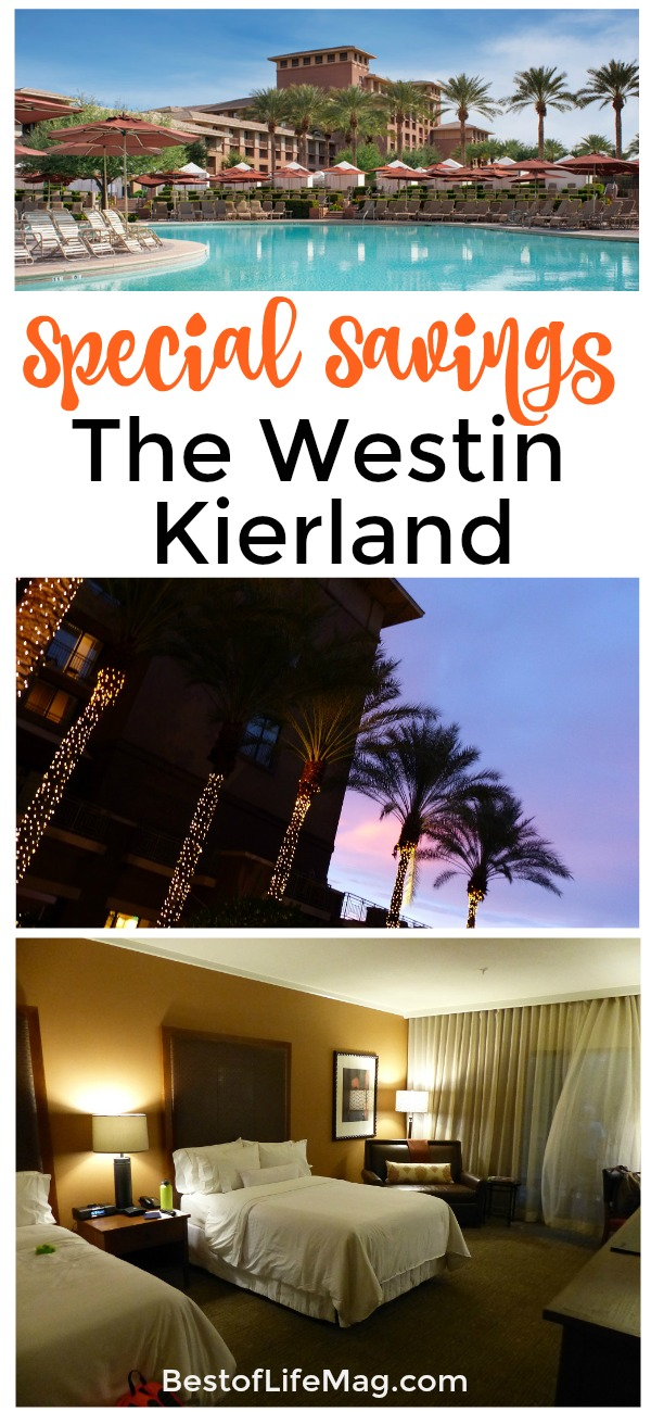 Enjoy a Golden State Summer Rate at The Westin Kierland Resort & Spa through September 6th. There is fun to be had for everyone in the family or for those traveling without children.