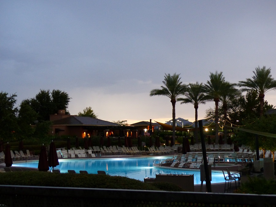 The Westin Kierland is perfect for Southern California Residents to escape for a retreat.