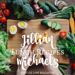 Jillian Michaels lunch recipes can help you get through your day and live a healthy life whether you're on the go or staying home. Jillian Michaels Meal Plan | Weight Loss Recipes | Recipes to Lose Weight | Jillian Michaels Recipes | Lunch Ideas | Lunch Recipes