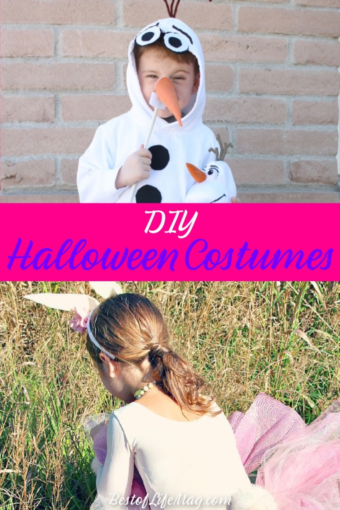 Buying costumes can get expensive; instead get creative with some fun DIY Halloween costumes and save some money for the candy. DIY Costumes for Boys | Last Minute DIY Costumes for Kids | DIY Costumes for Girls Last Minute | Scary Costumes for Girls | Scary Costumes for Boys | Disney Costumes for Kids | Costumes for Kids Who Don't Like Costumes | Costumes for Kids DIY Boys #halloween #diy via @amybarseghian
