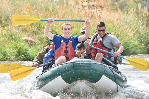 Park City Utah Whitewater Rafting - Park City Utah is the perfect place to discover and explore new adventures while whitewater rafting!