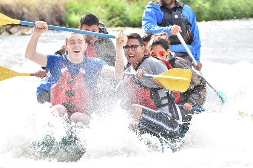Whitewater Rafting Termonology