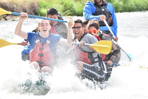 Whitewater Rafting Termonology