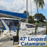 Have you ever wanted to live on board a boat!?! We lived on our leopard catamaran and it was more enjoyable than you might think!