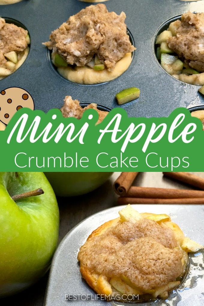 Mini Apple Crumble Cups are so easy to make and they're delicious! They'll be your go-to dessert option for parties, weeknight desserts, holiday gatherings, and family events. Holiday Recipes   Fall Recipes   Apple Pie Recipes   Baked Apple Recipe   Dessert Recipes for Fall   Holiday Dessert Recipes   Desserts with Apples   Desserts with Fruit   Healthy Treats for Kids #Desserts #partyrecipe via @amybarseghian